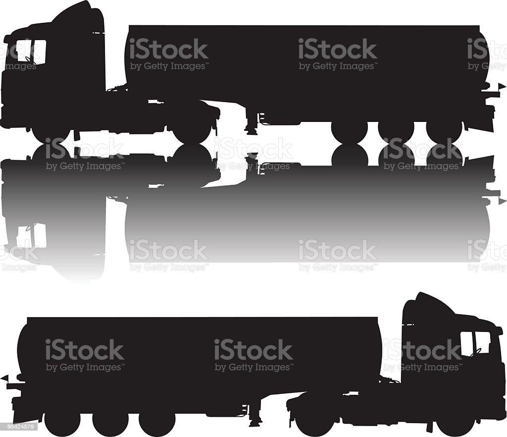 Tanker Truck royalty-free tanker truck stock vector art & more images of backgrounds