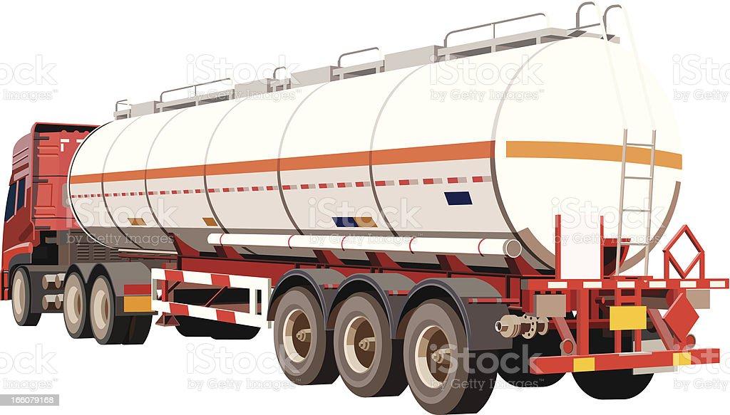 tanker royalty-free stock vector art
