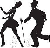 Tap dance performers