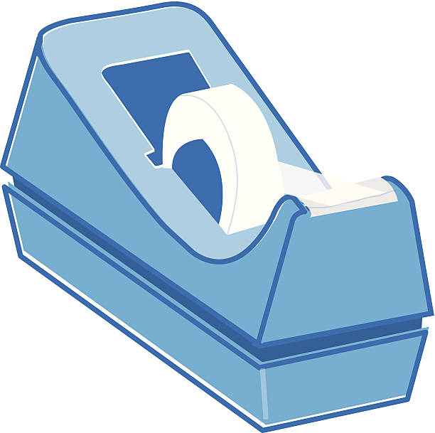 Royalty Free Tape Dispenser Clip Art, Vector Images ...
