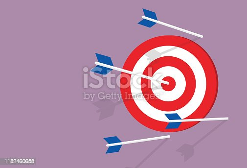 Bull's-Eye, Abstract, Accuracy, Achievement, Adult