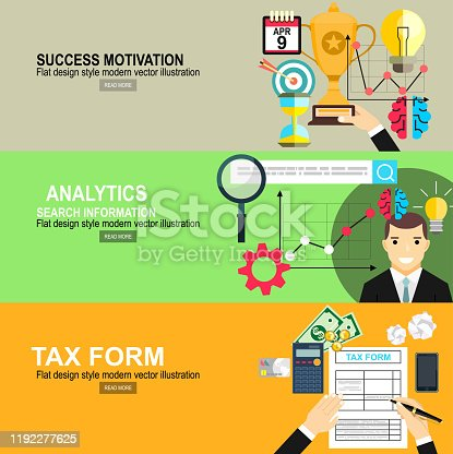 Target, trophy. Management, achievements. Smart solutions, business aims. Generating ideas. Business planning, strategy.Analytics Information and Development Website Statistic.Tax payment concept.