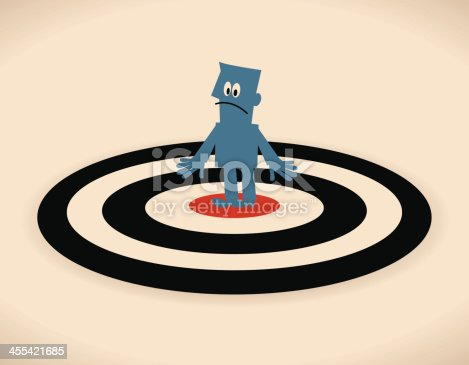 Vector illustration – Target.