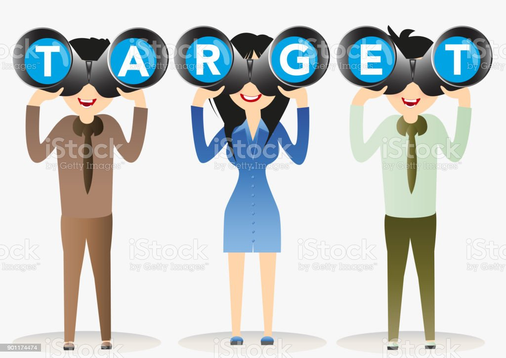 Target royalty-free target stock vector art & more images of abstract