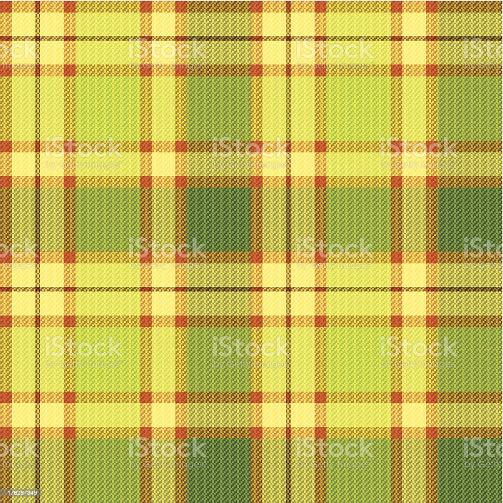 Tartan, plaid pattern. Seamless vector. royalty-free tartan plaid pattern seamless vector stock vector art & more images of abstract