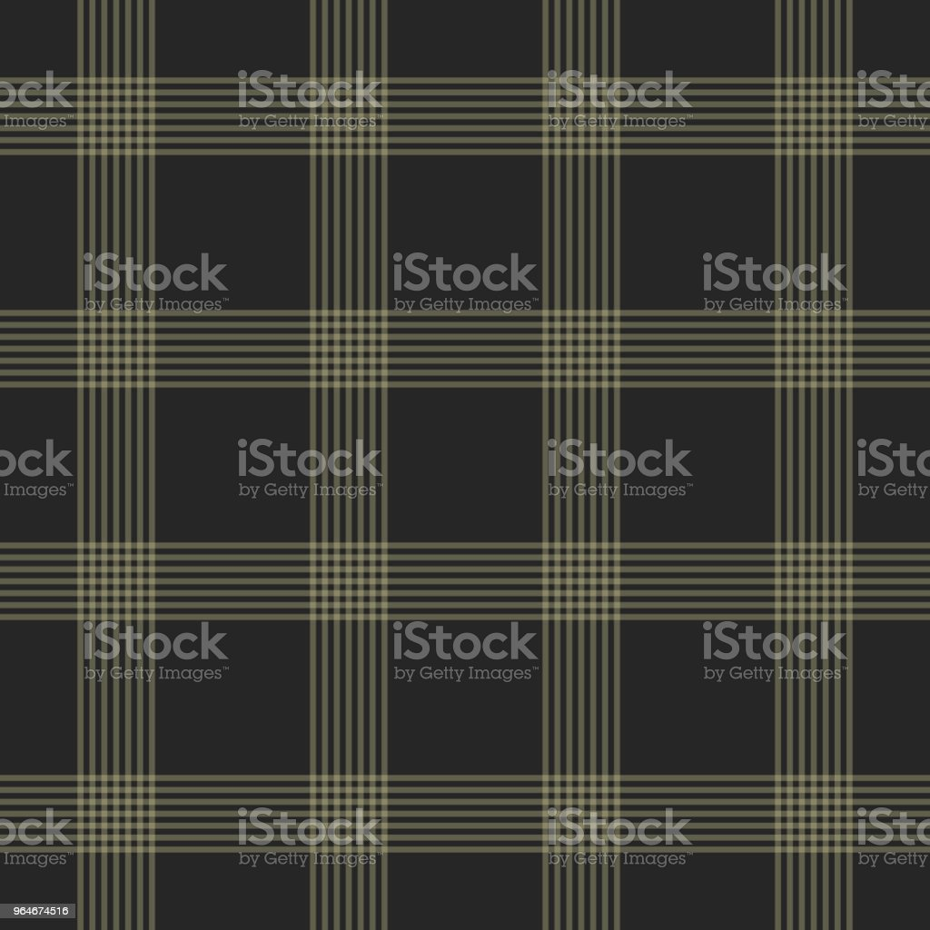 Tartan Vector Seamless Patterns royalty-free tartan vector seamless patterns stock vector art & more images of black color