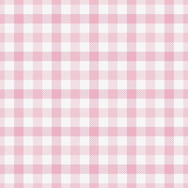 ilustraciones, imágenes clip art, dibujos animados e iconos de stock de tartan patrones transparente de vector - fondos de franela