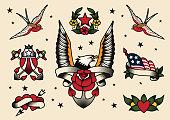 Tattoo Flash Set