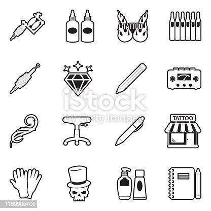 Tattoo, Ink, Gun, Shop, Artist, Skin