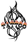 Tattoo tribal vector designs