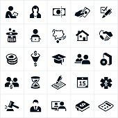 Taxes Icons