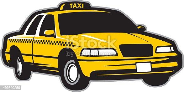 istock Taxi Cab 499720289