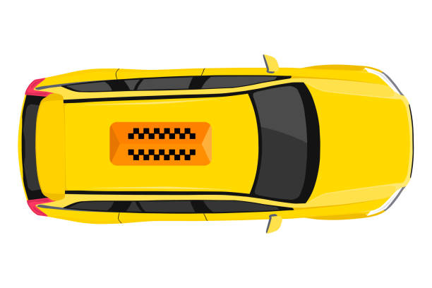 Best Taxi Tops Illustrations, Royalty-Free Vector Graphics