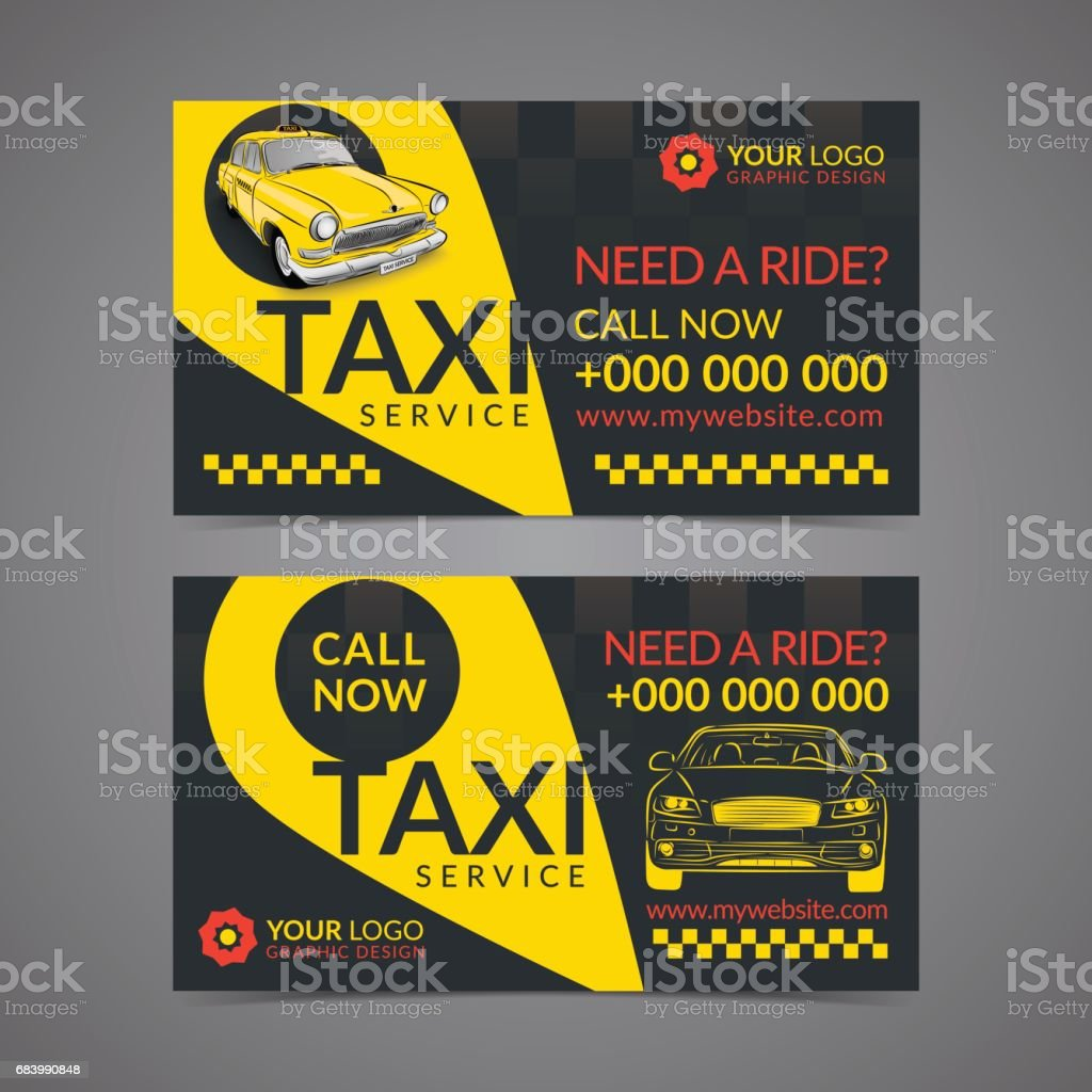 Taxi pickup service business card layout template create your own taxi pickup service business card layout template create your own business cards mockup vector colourmoves