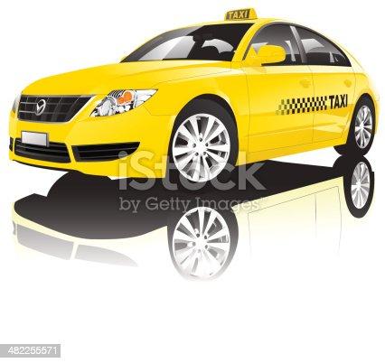 istock Taxi 482255571
