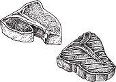 istock T-Bone Steak 165920971
