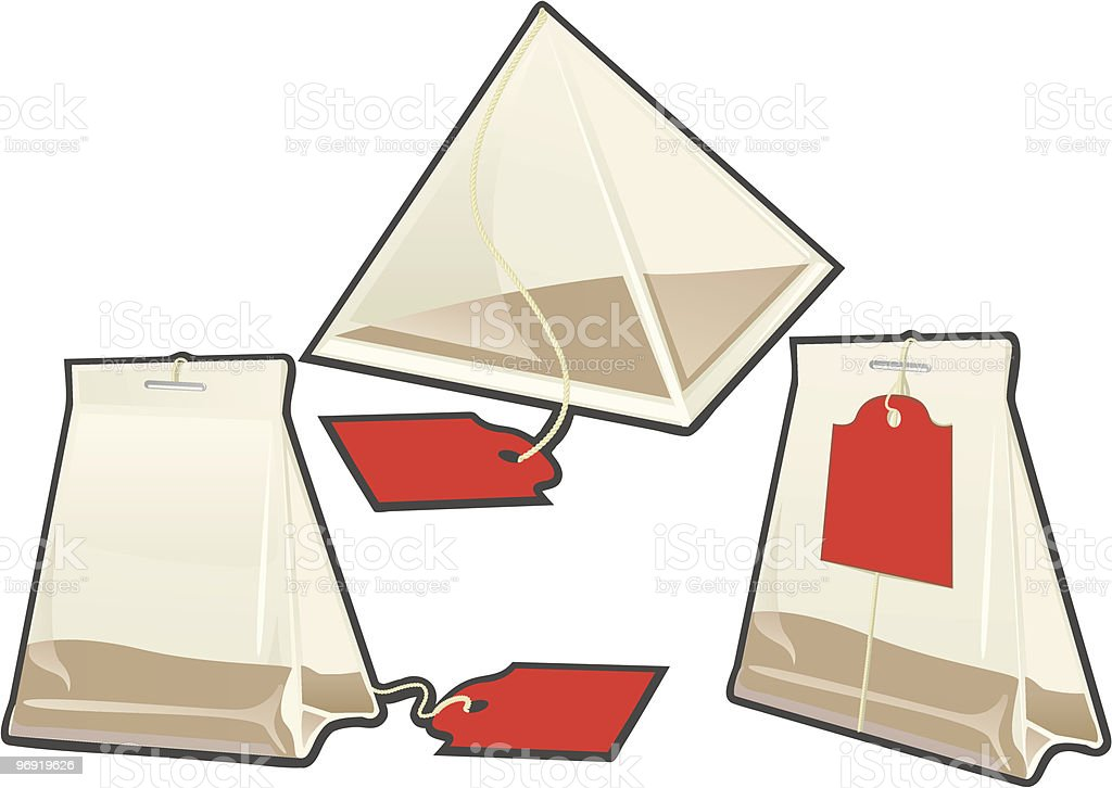 Tea bag royalty-free tea bag stock vector art & more images of bag