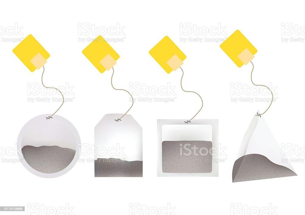 royalty free tea bag clip art  vector images Morning Coffee Clip Art Empty Coffee Clip Art