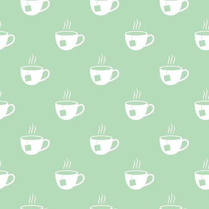 Tea Cups pattern