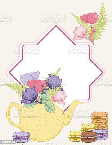 Tea party background with blank frame for text vector id669945488?b=1&k=6&m=669945488&s=612x612&h=zsbgmwkerdle9wipwtotc5674ibzegazdaruabo8ios=