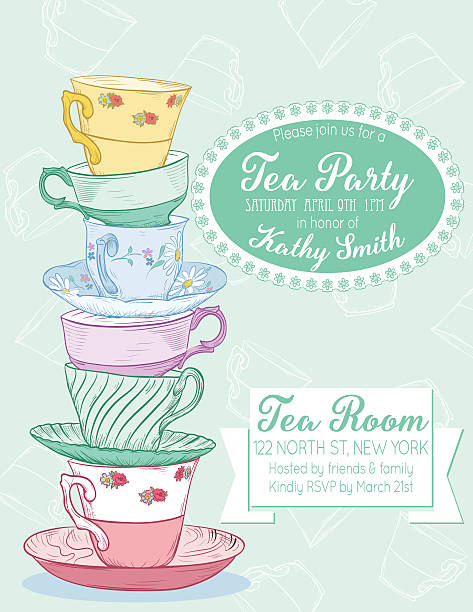 royalty free tea cup clip art vector images illustrations istock
