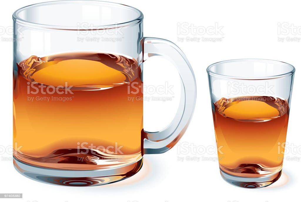 royalty free shot glass clip art vector images illustrations istock rh istockphoto com image shot glass clipart Whiskey Shot Glass Clip Art