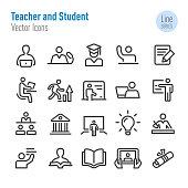 Teacher, Student,