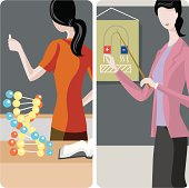 Teacher Illustrations Series