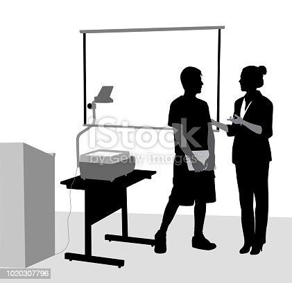 istock Teacher Presentation Advice 1020307796
