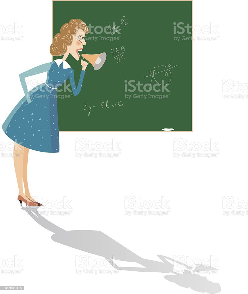 Teaching royalty-free teaching stock vector art & more images of adult