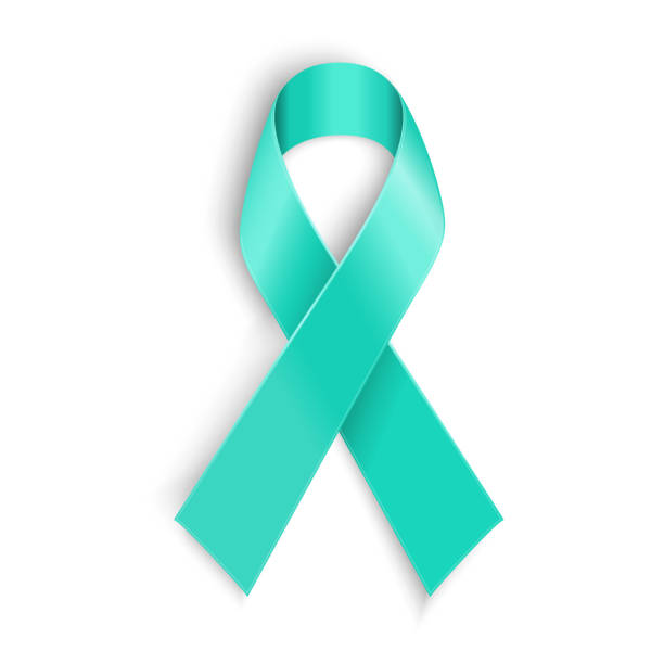 Royalty Free Ovarian Cancer Clip Art, Vector Images ...