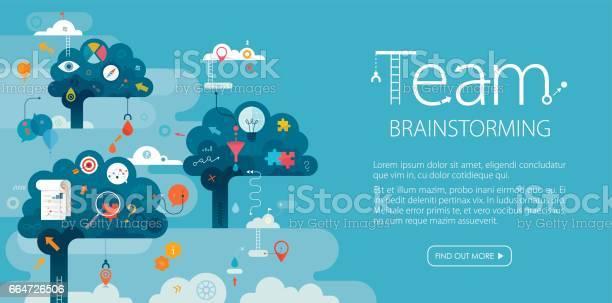 Team brainstorming blue background web banner vector id664726506?b=1&k=6&m=664726506&s=612x612&h=u7fqjfsl nmmvhat ifzj8iic 2p5y08swm5yk6luke=