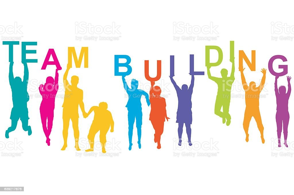 Team Building Clip Art