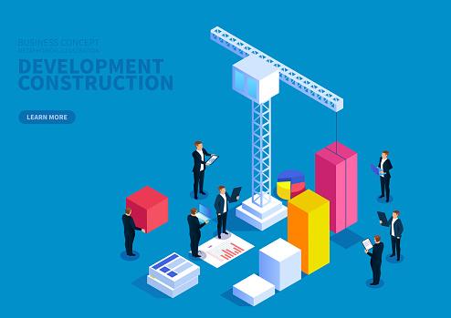 Team business development and construction