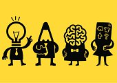Team Creative | Yellow Business Concept