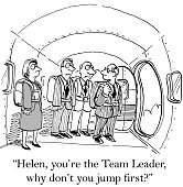 Team Leader and Conflict and Encouragement