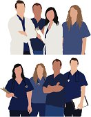 Team of medical professionalshttp://www.twodozendesign.info/i/1.png