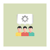 Team Spirit Icon