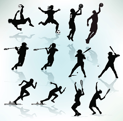 Team Sports Athletes - Men and Women