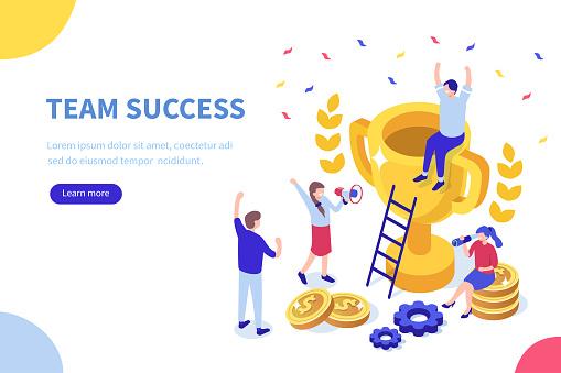 Team - Stockowe grafiki wektorowe i więcej obrazów Biznes