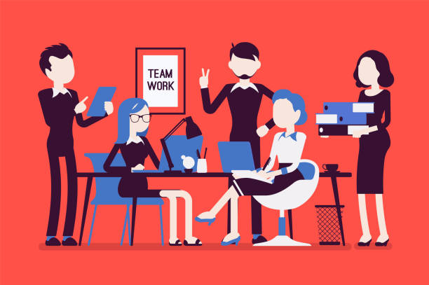 Top 60 Staff Meeting Clip Art Vector Graphics And