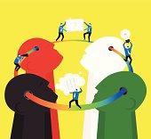 Team work : Think together