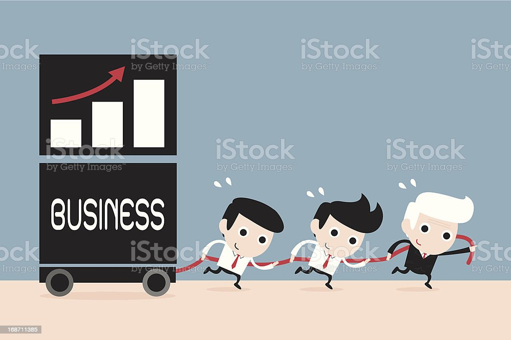 teamwork business people royalty-free teamwork business people stock vector art & more images of bossy