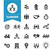 Teamwork Icons - Special Series