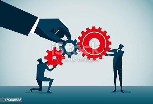 istock teamwork 1170605838