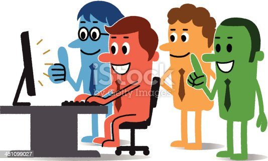 istock Teamwork 481099027