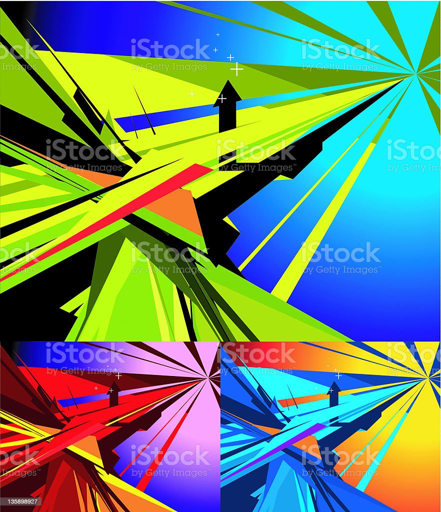 tech background (vector) royalty-free tech background stock vector art & more images of abstract