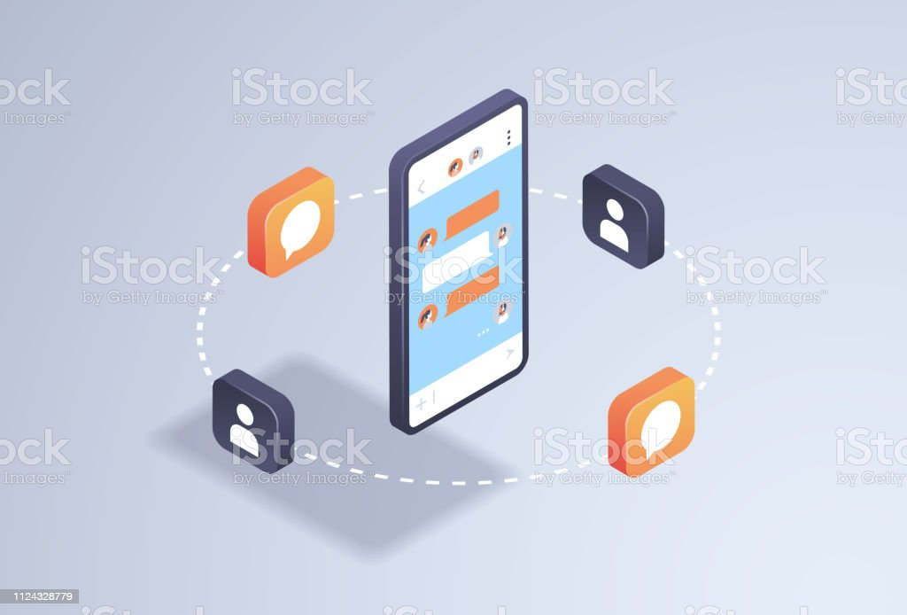 Id mobile chat online