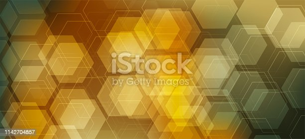 istock Technology Abstract background 1142704857