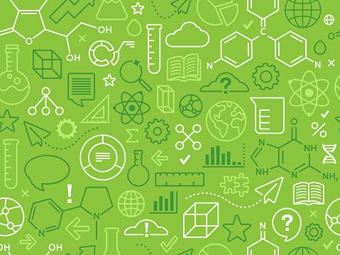 science education stock illustrations